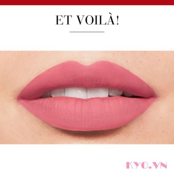 Bourjois Rouge Edition Velvet 09 – Happy Nude Year