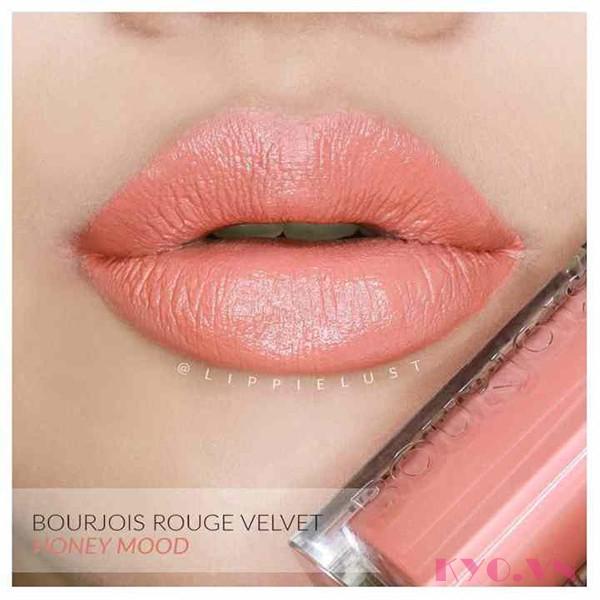 Bourjois Rouge Edition Velvet 16 – Honey Mood