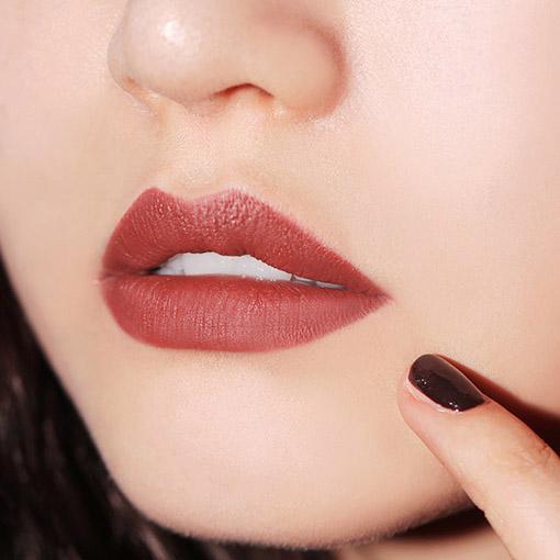 Son 3CE 909 Matte Lip Color – Smocky Rose