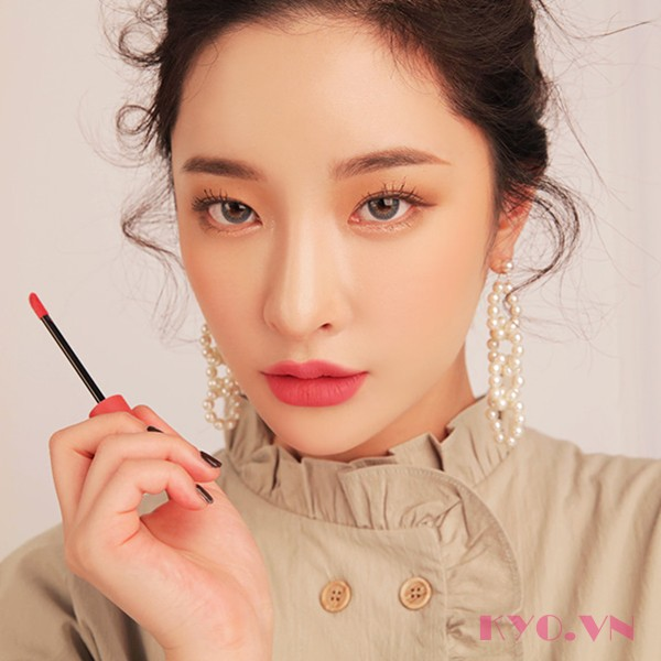 Son 3CE Velvet Lip Tint Pink Break