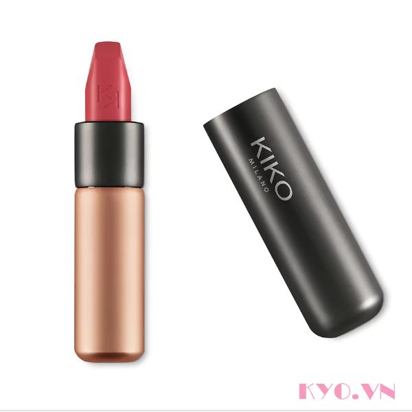 Son KiKo Velvet Passion Matte Lipstick 329