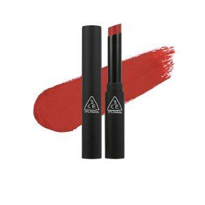 Son-3CE-Slim-Velvet-Lip-Color-Fluffy-Red