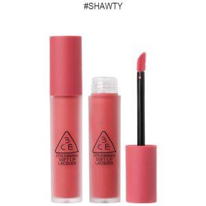Son 3CE Soft Lip Lacquer Shawty