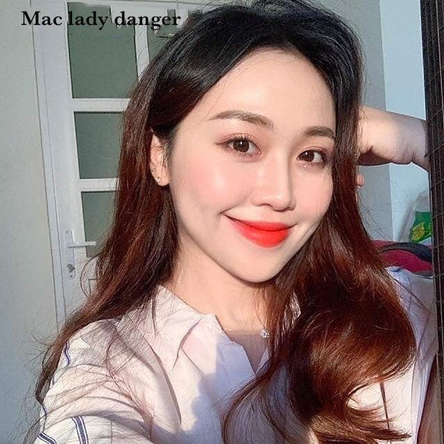 Mac lady danger